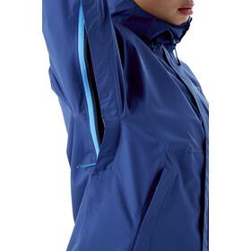 Rab Downpour Plus Jacket Women nightfall blue